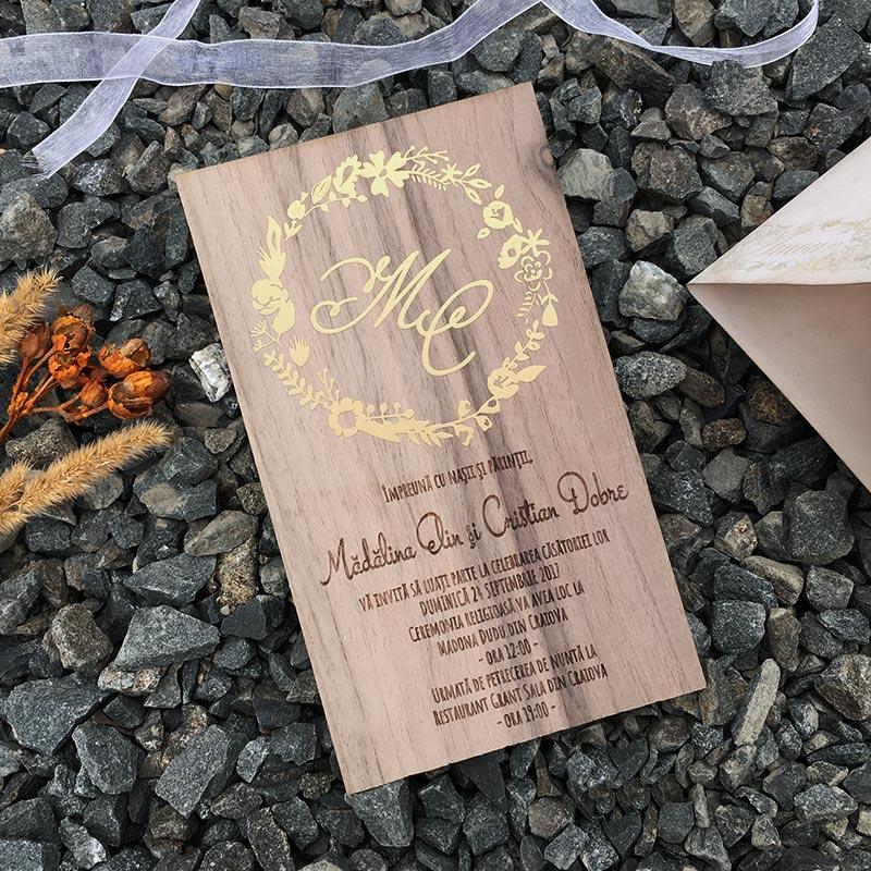 Invitatie-de-lemn-Gold-foil-6
