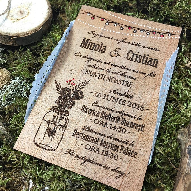 invitatie-pe-lemn-flower-jar3